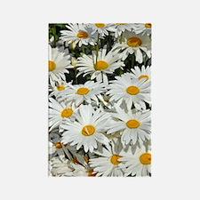 Funny Floral botanical Rectangle Magnet
