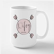Wifey Bride Personalized Mug