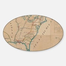 Cool 13 colonies Decal