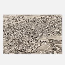 Atlas Postcards (Package of 8)