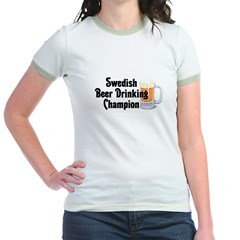 Swedish Beer Drinking Champion T