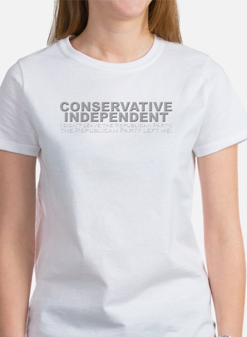 Conservative Independen T-Shirt