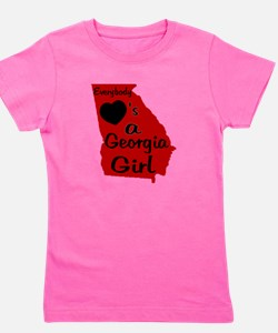 Unique Southern girl Girl's Tee