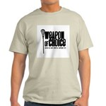 Lacrosse Ash Grey T-Shirt