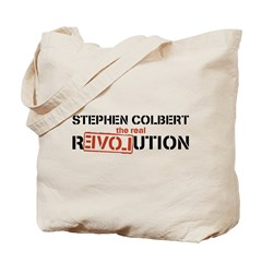 The Real Revolution Tote Bag