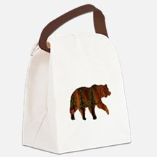 WISE Canvas Lunch Bag