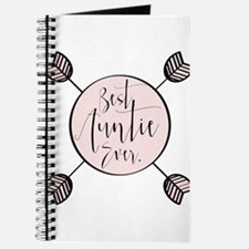 Best Aunt Ever Journal