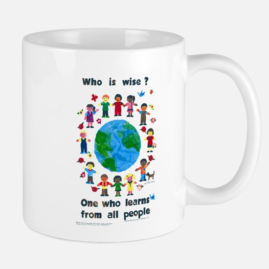 Who is Wise - Mugs