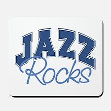 Jazz Rocks Mousepad