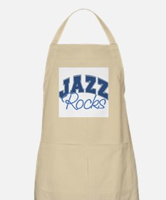 Jazz Rocks BBQ Apron