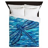 Dragonfly Queen Duvet Covers