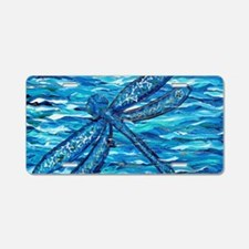 Dragonfly 2 Aluminum License Plate