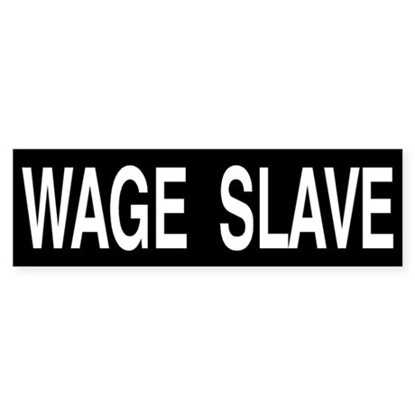 how to avoid wage slavery