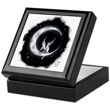 Amaris Midnight Faerie Keepsake Box
