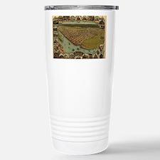 Cute Eureka ca Travel Mug