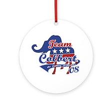 team colbert Ornament (Round)