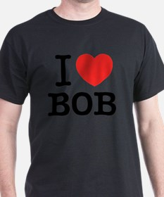Cute I love bob T-Shirt