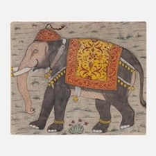 Unique Elephant lover Throw Blanket