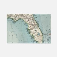 Cute Florida Rectangle Magnet