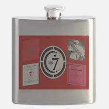 Cute Morocco Flask