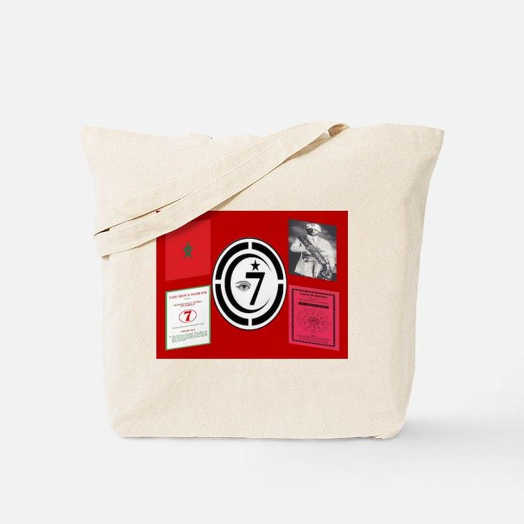 Cute Morocco Tote Bag