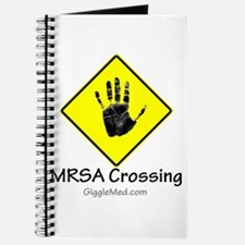 MRSA Crossing Sign 02 Journal