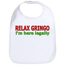 Relax, Gringo Bib