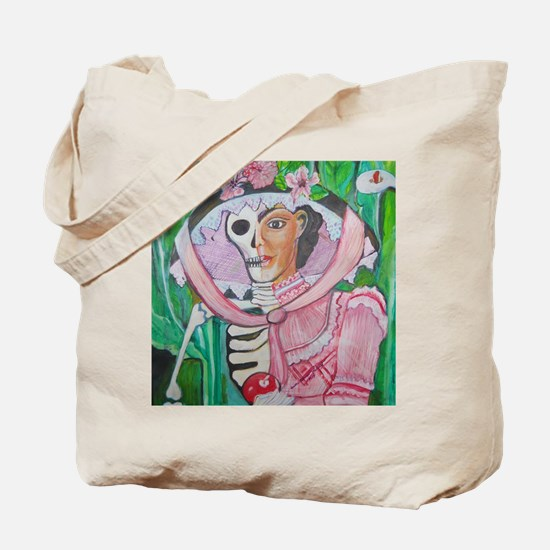 Day of the Dead by Ruth Olivar Millan Tote Bag