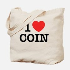 Cute Coin Tote Bag