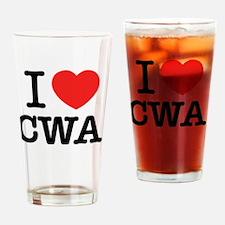 Unique Cwa Drinking Glass