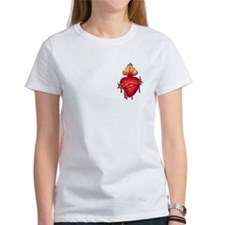 Sacred Heart (only) Tee