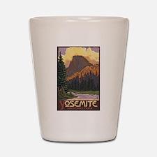 Yosemite National Park, California - Half Dome Sho