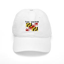 MD. TAX VICTIM Baseball Cap