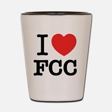 Unique Fcc Shot Glass