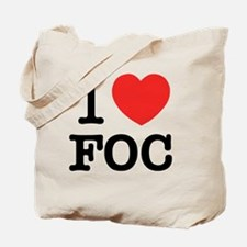 Cute Foc Tote Bag
