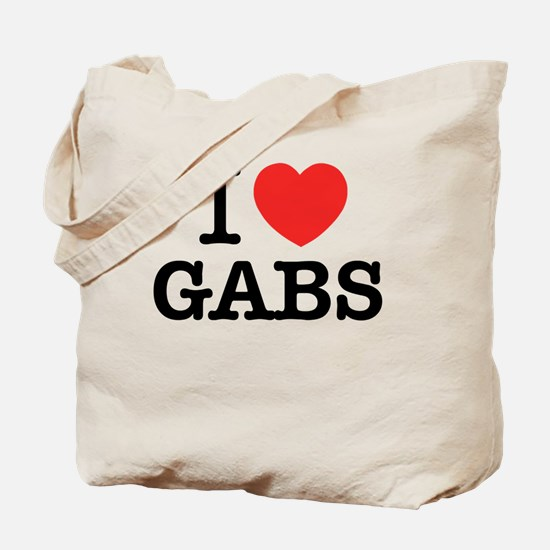 Cute Gabor Tote Bag