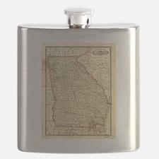 Cool I love georgia Flask