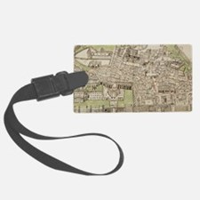 Cute Jerusalem Luggage Tag
