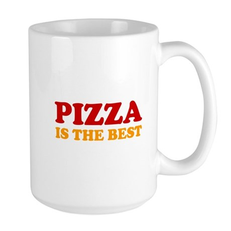 PIZZA Large Mug