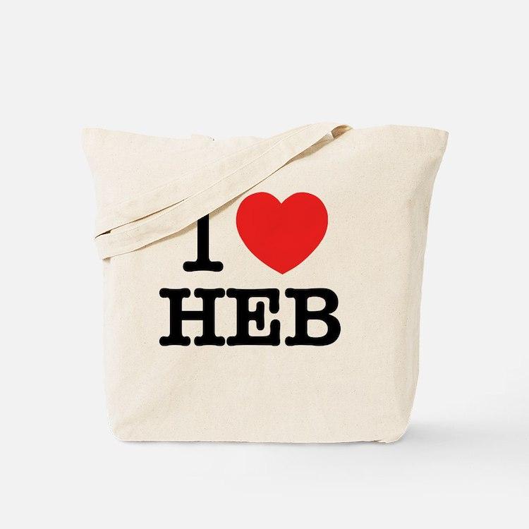Cute Heb Tote Bag