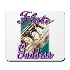 Flute Goddess Mousepad