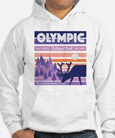 Cute National park olympic Hoodie