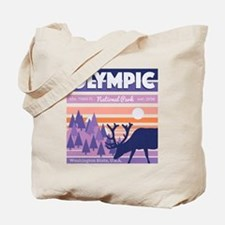 Cool Olympic national park Tote Bag