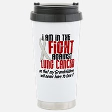 Funny Fight against cancer Travel Mug