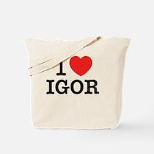 Cute Igor Tote Bag