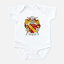Caballero Infant Bodysuit