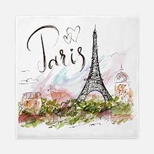 Paris Queen Duvet