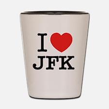 Cute Jfk Shot Glass