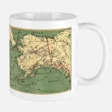 Alaska - (1897) - Panoramic Map Mugs