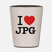 Funny Jpg Shot Glass